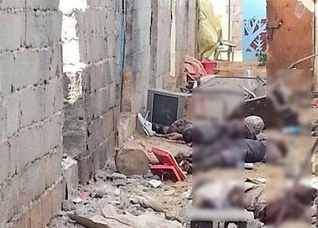مقتل 23 عاملا مصريا في سقوط صاروخ على مسكنهم بعاصمة ليبيا