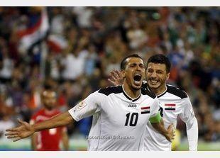 القائد يونس يخطف كل الأضواء والعراق يتقدم في كأس آسيا