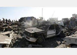 الامم المتحدة تقول ان الهجوم على مخيم في اليمن ينتهك القانون وتدعو للمحاسبة