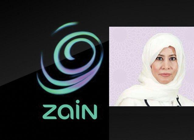 """إيمان الروضان رئيساً تنفيذياً لشركة """"زين الكويت"""""""