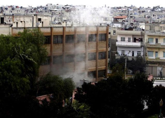 قوات الأسد تفشل في اقتحام حمص