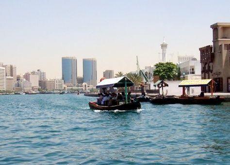 ضبط 28 متسللاً حاولوا الخروج من خور دبي