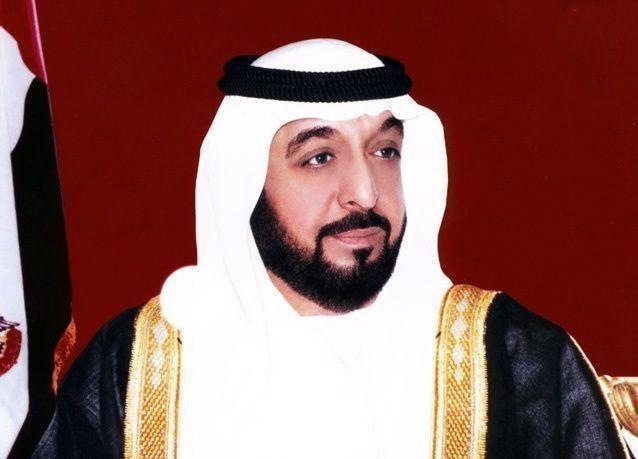 خليفة بن زايد : دعم الاستقرار والنمو في الدول العربية