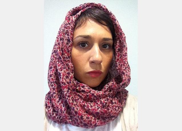 بالصور: مليون حجاب، تضامن نساء العالم مع شيماء العوضي
