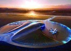 """""""آبار"""" و""""فيرجين جالاكتيك"""" تخططان لإنشاء مطار فضائي تجاري في أبوظبي"""