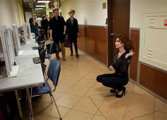 بالصور: الجاسوسة الروسية آنا شابمان عارضة أزياء في تركيا