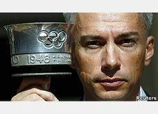 الكشف عن شعار الأولمبياد قبل مئة يوم من بدء الألعاب