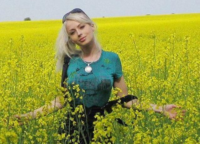 بالصور : فاليريا لوكيانوفا الروسية باربي العالم الحقيقي