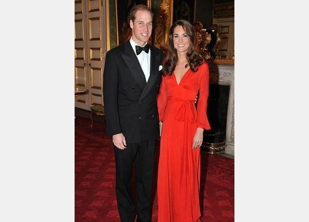 بالصور: في الذكرى الاولى لزفافهما الملكي... وليم وكيت في دائرة الضوء