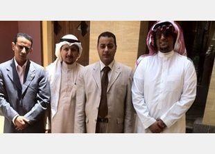 فريق دفاع سعودي يتطوع للدفاع عن أحمد الجيزاوي