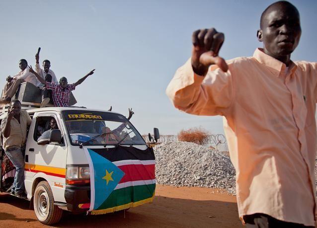 بالصور: تصاعد العنف بين السودان وجنوب السودان