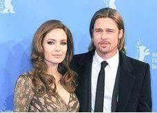 انجلينا جولي وبراد بيت يحددان زفافهما في 11 آب في فرنسا