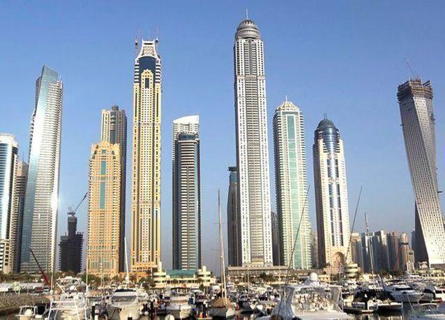 برج الأميرة في دبي يدخل موسوعة غينيس كأطول برج سكني في العالم