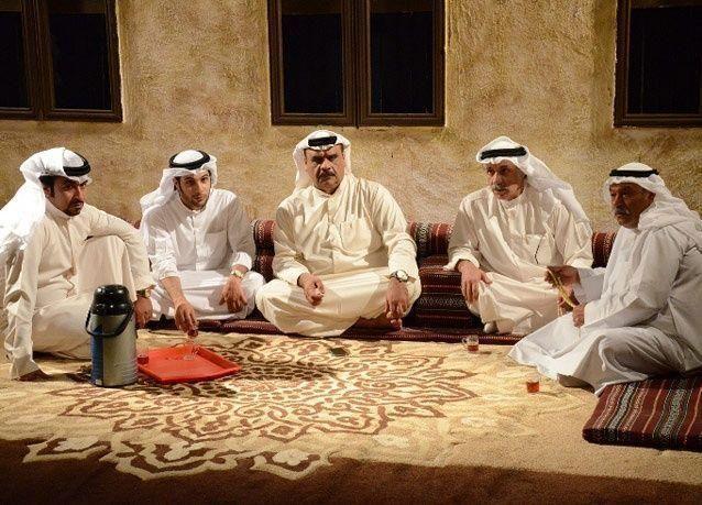 """بالصور: """"واي فاي"""" كوميديا خليجية هادفة في رمضان"""