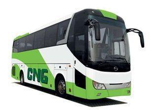 حافلات صينية تعمل بالطاقة الشمسية