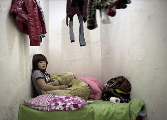 بالصور: قبيلة الجرذان في الصين