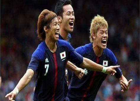 اليابان تسحق مصر بثلاثية وتتأهل لنصف نهائي مسابقة كرة القدم في لندن