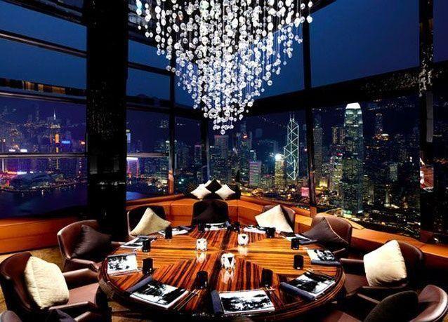 جولة مصورة في ريتز كارلتون هونغ كونغ