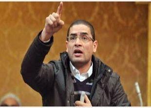 إحالة برلماني مصري للنيابة بتهمة التحريض على قلب نظام الحكم