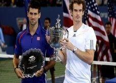 موراي يهزم ديوكوفيتش ليفوز ببطولة أمريكا المفتوحة للتنس