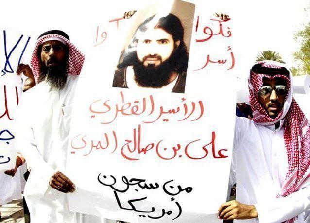 بالصور: مظاهرة سلمية في قطر للتنديد بالفيلم المسيئ للرسول