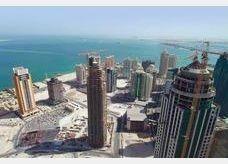 125 مليار دولار تخصصها قطر لمشاريع الانشاءات والطاقة