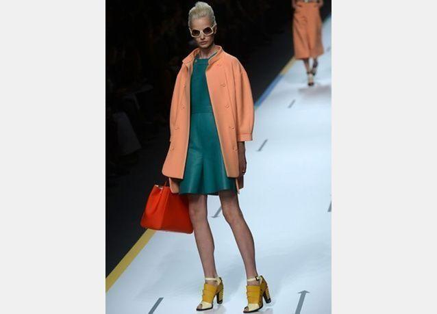 صور من أسبوع الأزياء في ميلانو