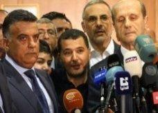 """المخطوف اللبناني """"عوض ابراهيم"""" يصل بيروت بعد الإفراج عنه في سورية"""
