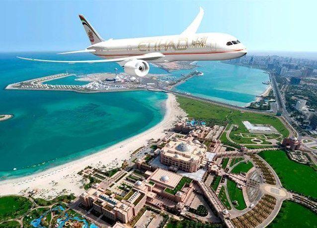 إرتفاع في حركة المسافرين في مطار أبوظبي بنسبة 14 بالمائة