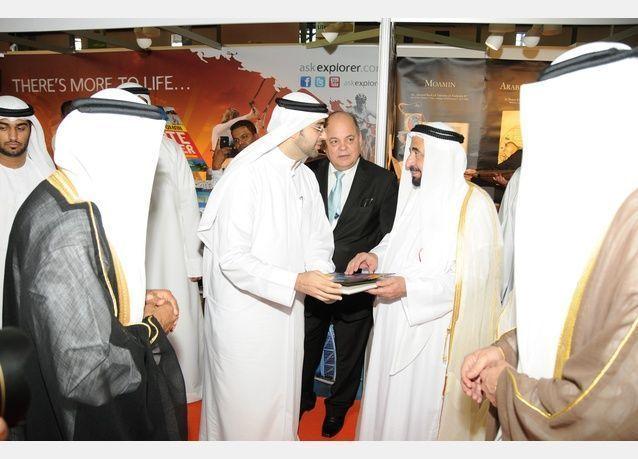 سياحة الشارقة تشارك في معرض الشارقة الدولي للكتاب
