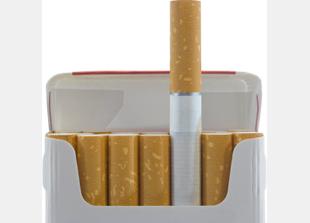 ايقاف بيع السجائر في عدد من المتاجر في اسكتلندا