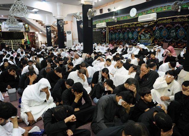 بالصور: الشيعة حول العالم يحيون مراسم عاشوراء