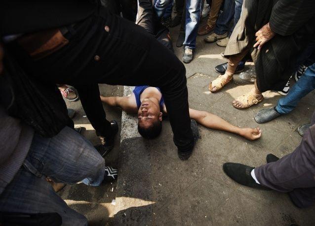 """بالصور: المصريون يطالبون برحيل مرسي تحت شعار """"للثورة شعب يحميها"""""""