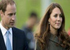 الامير البريطاني وليام وزوجته كيت ينتظران مولودا