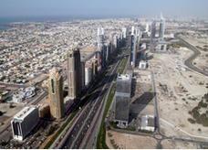 أولى مشاريع مدينة محمد بن راشد  :تلال دبي