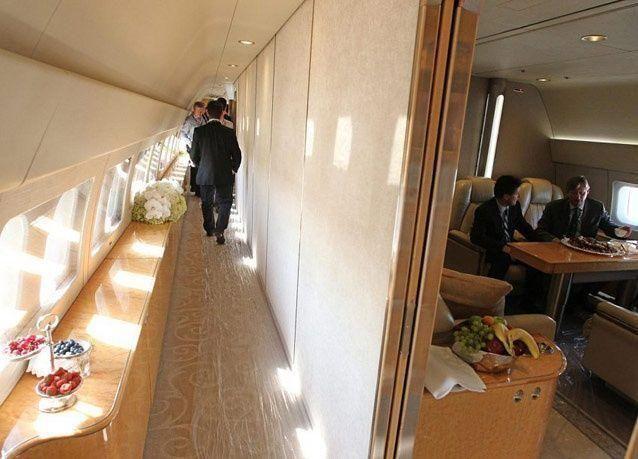 صور من معرض الشرق الأوسط للطيران الخاص (ميبا) في دبي