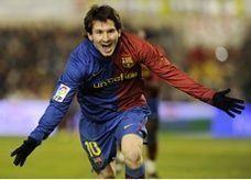 ميسي يجدد عقده مع برشلونة حتى 2018