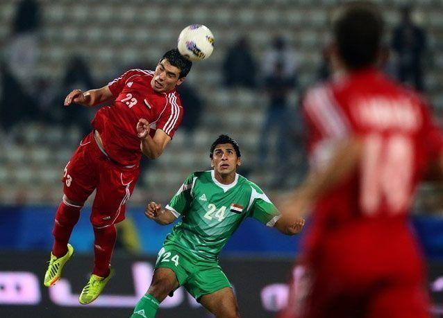 بالصور: بعد الفوز على العراق.. لأول مرة سوريا تحرز لقب بطولة غرب آسيا