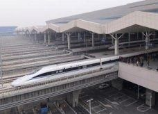 الصين تطلق أطول خط للقطارات الفائقة السرعة في العالم