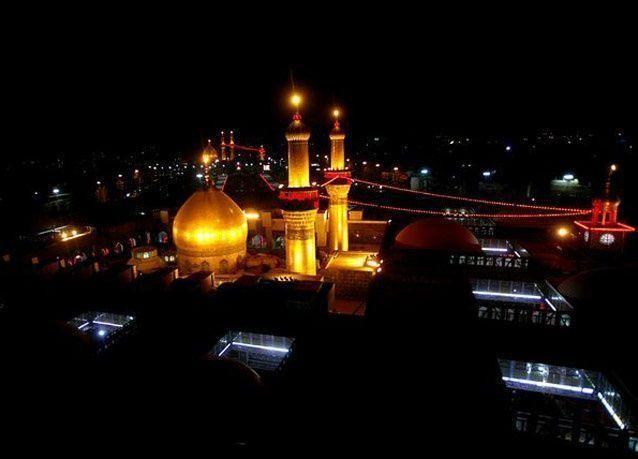 بالصور: شيعة العراق يحيون ذكرى أربعين الحسين في كربلاء