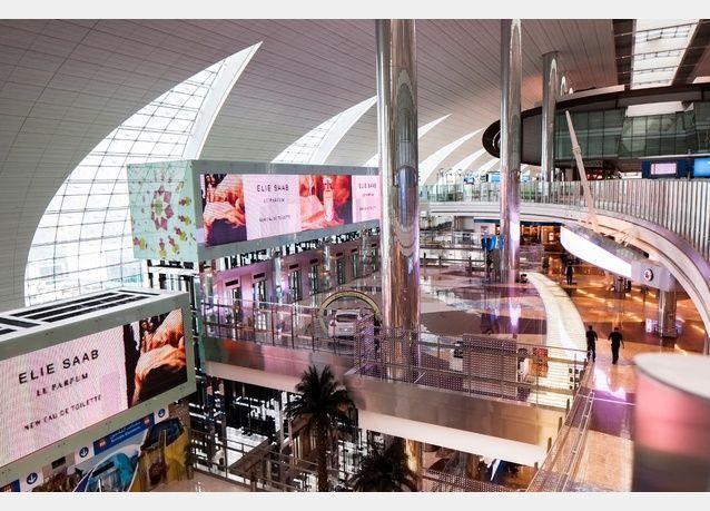مطارات دبي تدعو شركات الإعلان الدولية للحصول على امتياز ( الكونكورس دي )
