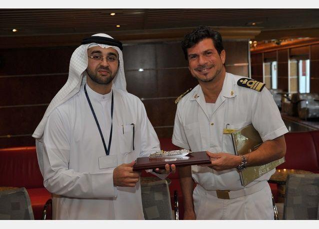 سياحة الشارقة تنظم ورشة عمل عن  السياحة البحرية