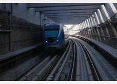 توسيع شبكة مترو دبي