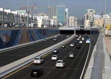 7 رادارات جديدة في نفق الشيخ زايد بأبوظبي ومنع مرور الشاحنات فيها