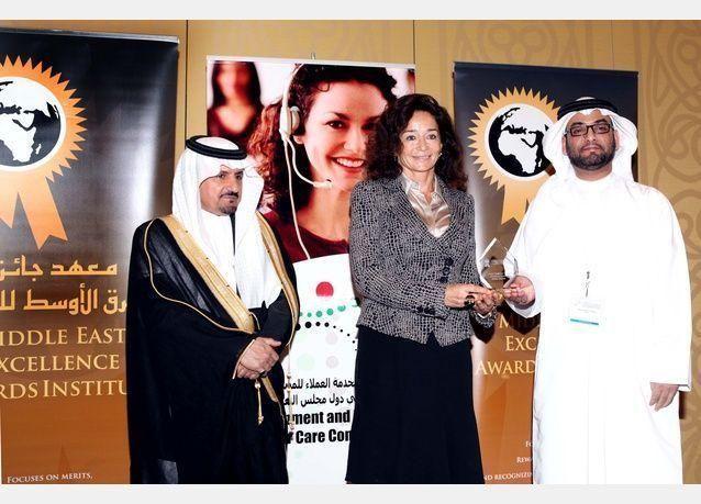 فوز مطار دبي بجائزة الشرق الأوسط للتميز في خدمة العملاء