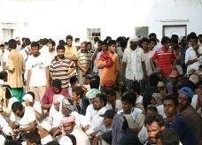 صنعاء تطالب المنظمة الدولية للهجرة بمساعدة 200 ألف يمني طردتهم السعودية