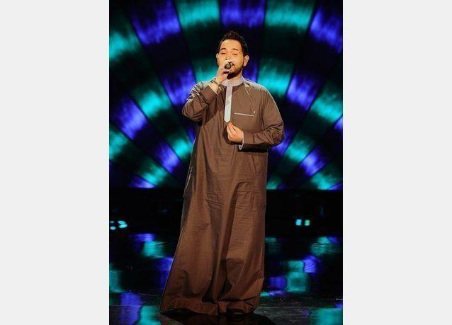 """بالصور: لجنة تحكيم """"آراب آيدول"""" تمنح بطاقة الإنقاذ الوحيدة للسعودي فارس المدني"""