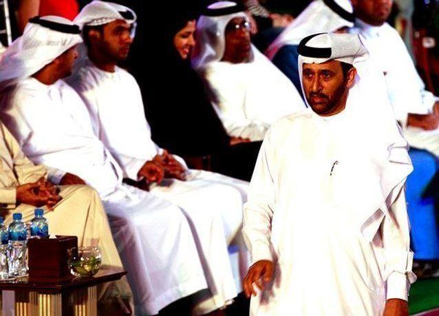 """بالصور: الصقر """"شقران"""" تميمة كأس عالم الناشئين في دبي"""