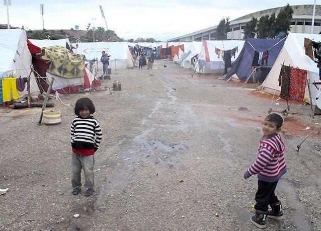 الأمم المتحدة:  نصف سكان سوريا سيحتاجون مساعدات بحلول نهاية العام