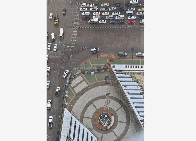 """صور مميزة لمشروع أبراج """"العليا"""" في الرياض"""